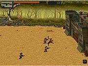 Jungle Rampage game