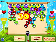 Bouncing Smiley game