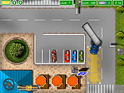 Play Your large truck parking Game