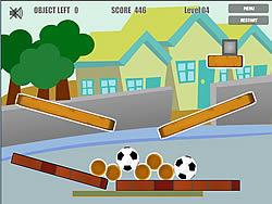 Balance Physics game