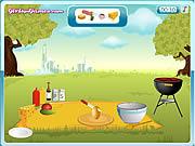 Play Emma s recipes hamburger Game