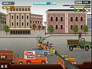 Mafia Shootout game