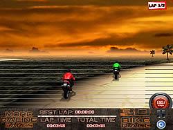 3D Bike Race game