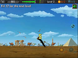 Death Worm Game game