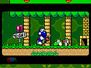 Watch free cartoon Blue Yoshi's Coke 2
