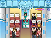 Love In The Airplane game