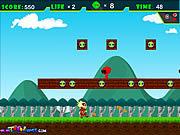 Ben 10 In Mario World game