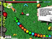 Motley Mutant Worm game