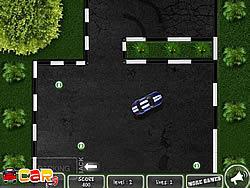 Reverse Parking game