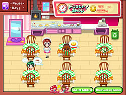 Pastry Shop Game game