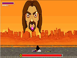 Darnell and the Wrath Of God game