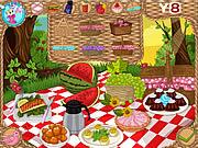 Picnic Decoration game