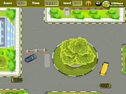 Park My School Bus game