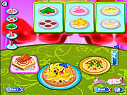 Play Breakfast decoration Game