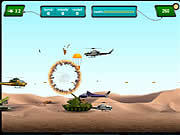 Army Copter game