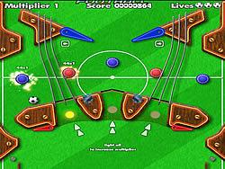 Pinball Football game