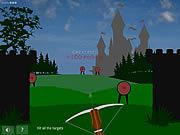 เล่นเกมฟรี Medieval Sniper