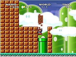 New Mario Bros 2 game