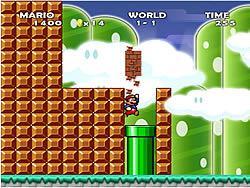New Mario Bros 2 game