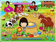 Play Little cute farmer Game