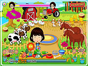 jeu Little Cute Farmer
