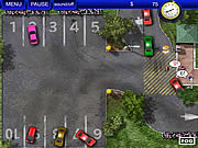 Play Valet parking fog Game