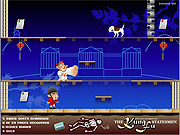 Kung Fu Statesmen game