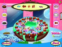 Donut Decoration game