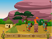 Play Cricket invasion Game