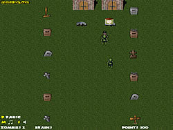 I Am Zombie game