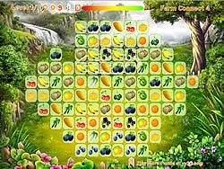 Farm Connect 4 game