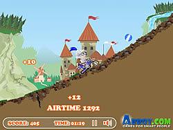 Medieval Biker game