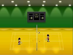 Badminton 3D game