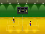 Badminton 3D game