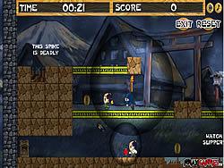 Scrolless Game game