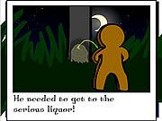 Vea dibujos animados gratis The Binger Bread Man
