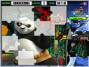 Kungfu Panda 2 Jigsaws game