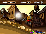 Scooby BMX Action game