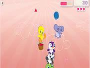 Play Tweety s pickin tower game Game