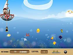 Shaky Fisher game