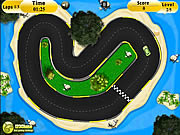 Tiny Racer game