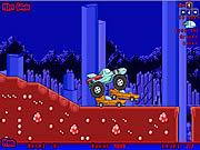 Big Foot Mars game