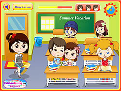 Summer Kisses game
