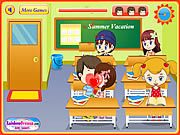 Play Summer kisses Game