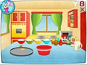 Play Preparing macarons Game