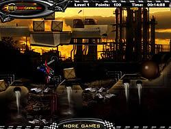 Night Ryder game