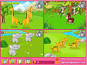 Baby Animal Shelter game