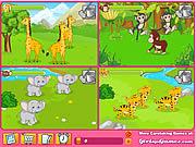 Baby Animal Shelter game
