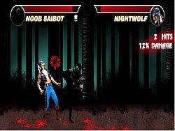 juego Mortal Kombat Karnage
