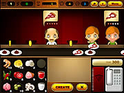 Pizza Bar game